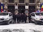 Politistii din Bucuresti i au adus un omagiu colegului din Maramures, ucis in sectie