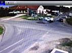 Accident intre un BMW si un Volkswagen, la Mosnita II