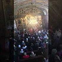 Un preot de la Giroc este acuzat că face politică în biserică
