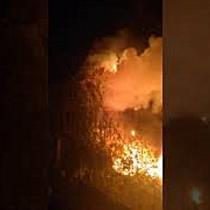 Incendiu Hotel Roma II