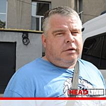 TION TV: Sofer aproape de coma alcoolica, implicat intr-un accident