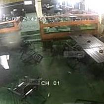 Clienti si angajati ai unui local din Timisoara, batuti cu parii de mai multi indivizi beti