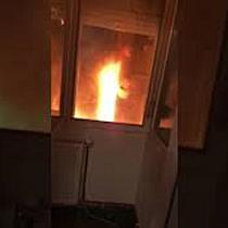 Incendiu Hotel Roma III