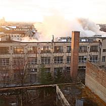 Demolare cu explozibil la Timisoara, la fosta fabrica Elba, cu 28 de kilograme de dinamita
