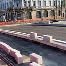 3 în 1 de la Nicolae Robu pentru Timișoara, și la Podul Dragalina