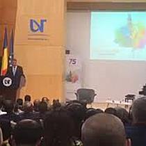 Președintele Klaus Iohannis, la 75 de ani de UVT