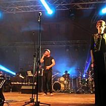 Concertul Subcarpati + Orchestra a pus umbrela peste spectatorii de la PLAI