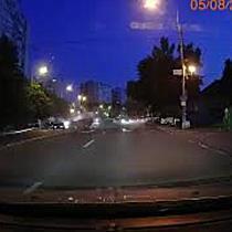 Accident din cauza unui concurs între mașini, pe Calea Șagului