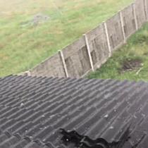 Inundatii pe strazile din Lugoj soferii au ramasi blocati pe sosele