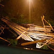 Cod portocaliu de furtuni inclusiv în Timișoara