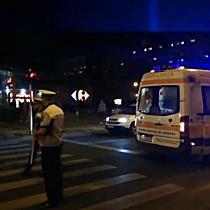 Tanar la spital in urma unui accident in Complexul Studentesc din Timisoara