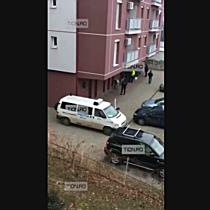 Tineri prinsi de politisti in timp ce se drogau pe strada, la Timisoara