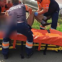Un bătrân a murit pe stradă, lângă Spitalul Municipal din Timișoara