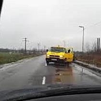 Accident cu sapte victime, printre care patru copii, la iesire din Timisoara, spre Utvin