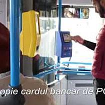 Primele mijloace de transport în comun din care puteți cumpăra bilete cu cardul contactless