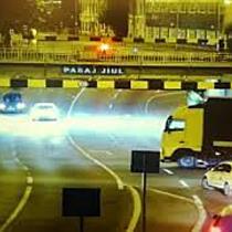 Momentul accidentului de la Pasajul Jiul, surprins de camerele de vedere
