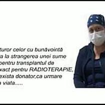 O femeie din Timis care sufera de o boala crunta are nevoie de ajutor