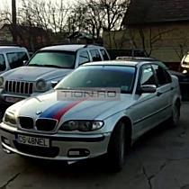 Circ in parcarea unei societati comerciale din Timisoara. Un barbat acuza ca a fost lovit cu masina