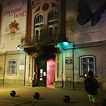 Incendiu la Facultatea de Muzica din Piata Libertatii, chiar in timpul unui concert