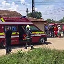 Accident mortal in Kuncz. Un tanar a lovit cu masina mai multi oameni si a fugit