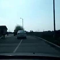 Primele vehicule ridicate la Timisoara: carutele