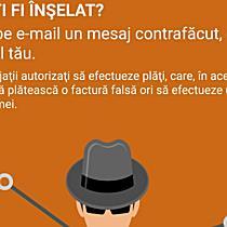 Campanie anti frauda Politia Romana