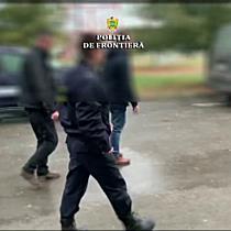 Kosovari prinși de polițiștii de frontieră timișeni în timp ce încercau să treacă ilegal din Serbia