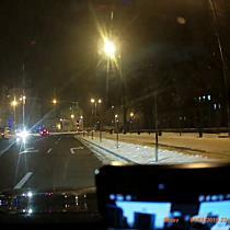 Au apărut gropile pe proaspăt asfaltata Cale Alexandru Ioan Cuza