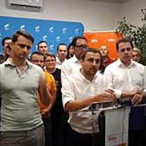 Reacția liderilor USR Timiș la aflarea rezultatelor exit poll la alegerile europarlamentare