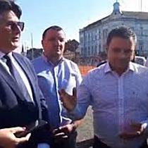 """Vicepremierul, la Timișoara să """"rupă pisica"""" în privința amplasării viitoarei săli polivalente"""