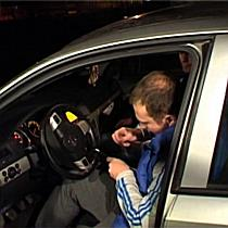 Razie a Politiei Rutiere, in Timisoara si Timis