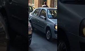 Sofer la spital in urma unei altercatii in trafic, in zona centrala a Timisoarei
