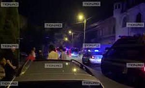 Scandal între romi oprit de polițiști cu focuri de armă, la Timișoara