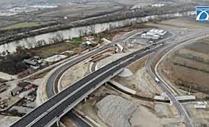 Compania de Drumuri a filmat santierul de pe lotul 4 din autostrada Lugoj – Deva din drona