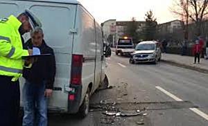 Doua persoane la spital, in urma unui accident cauzat de un sofer beat, la Timisoara