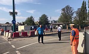 Pasajul Iulius Town e noua mândrie a lui Robu  Edilul, filmat cum deschide circulația prin tunel