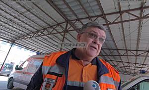 Protest la Ambulanta in Timisoara. Problemele cu care se confrunta zilnic salvatorii de vieti III