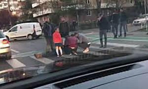 Tanara lovita pe trecerea de pietoni in Complexul Studentesc din Timisoara