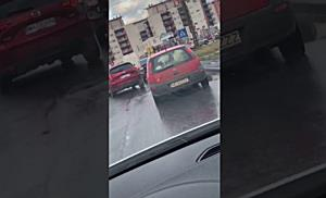 Timișoara 2019: cu vițelul în portbagajul unui Opel Corsa
