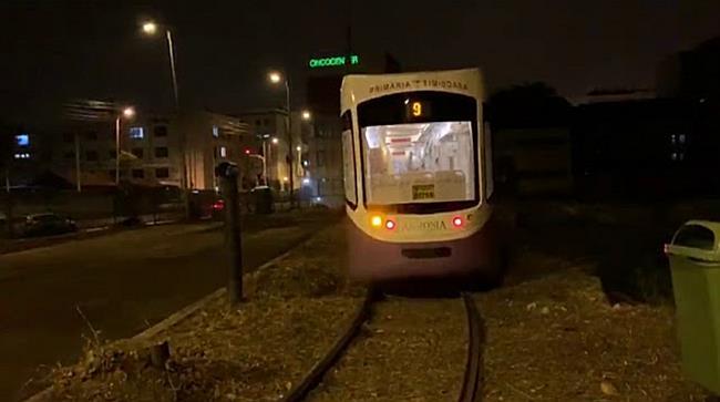 Tramvaiele 1, 8 și 9 au revenit la gară, pe vechile trasee
