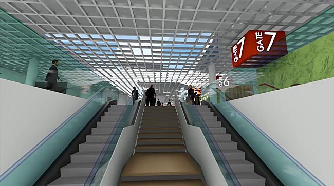 Film prezentare Aeroport