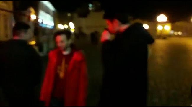 Intervenție a pompierilor timișoreni la un restaurant din Piața Unirii din Timișoara