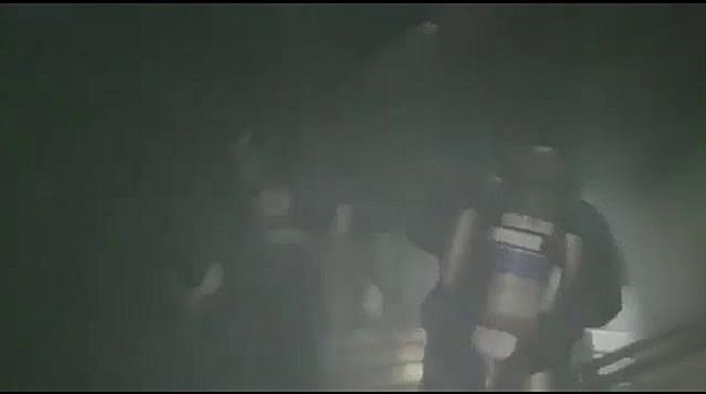 Incendiu în sauna unei săli de sport de pe Bd. Cetății. Peste 30 de oameni evacuați