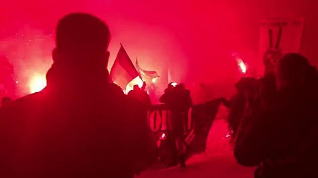 Marșul Eroilor, la 29 de ani de la libertate. Suporterii ASU, din nou pe străzile Timișoarei