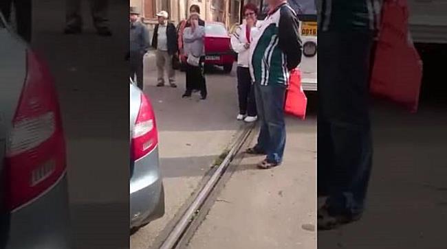 Soferita care a blocat o linie de tramvai din Timisoara de cinci ori in ultimele zile