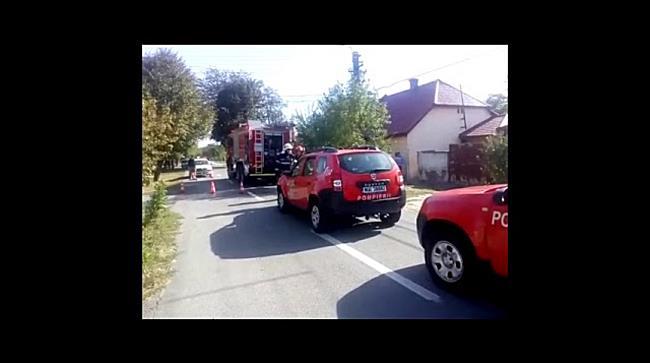 Femeie decedata dupa ce a provocat un incendiu in timp ce gatea, la Timisoara