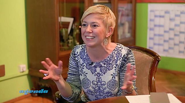 """Interviu cu Ada Hausvater, directoarea Teatrului Național """"Mihai Eminescu"""" Timișoara"""