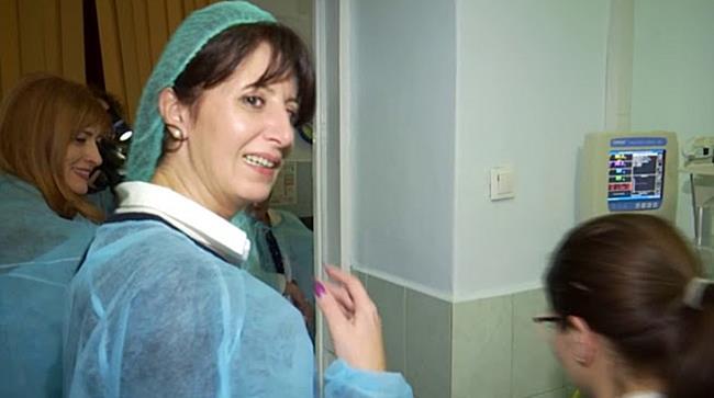 Ministrul Sănătății a vizitat un bebeluș născut prematur, internat la Timișoara