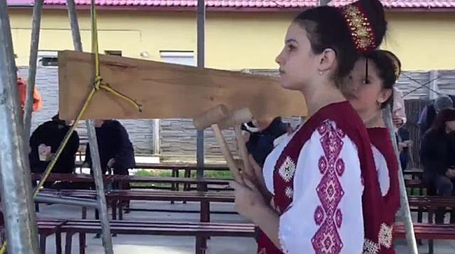 Glasul toacelor s-a auzit din nou langa Timisoara, inainte de Pasti