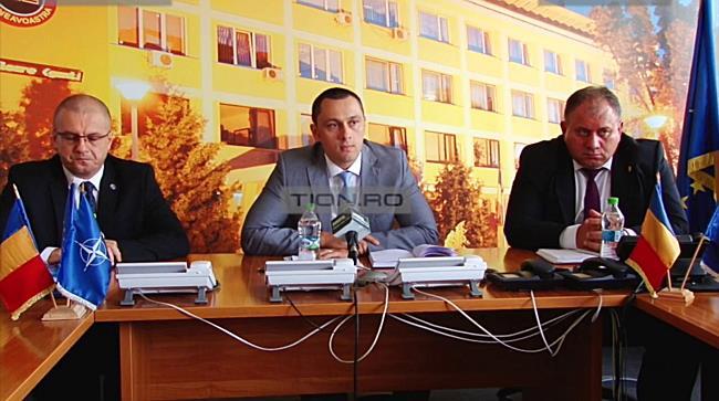 Seful IPJ Timis nu considera necesare vestele antiglont pentru politisti